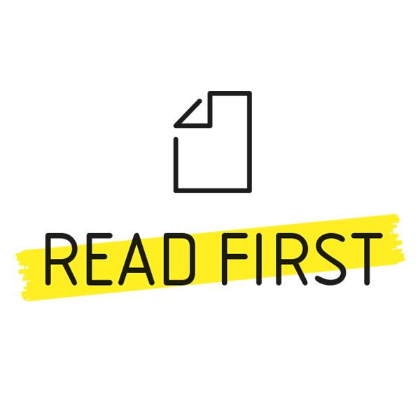 Logo Read First - SEO Copywriter Utrecht